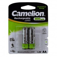 Camelion R6 600mAh Ni-Cd BL2