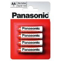 Panasonic Zinc Carbon R6/316 BL4