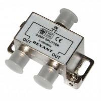 Splitter на 2TV 5-1000MHz Без штекера