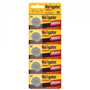 Navigator CR2032 BL5 94765 (5/100/500)