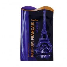 Greenfield Parfum Francais Ароматизатор-освежитель воздуха  Le Violet, фиолетовый, пакет, БХ-30 (1/40)
