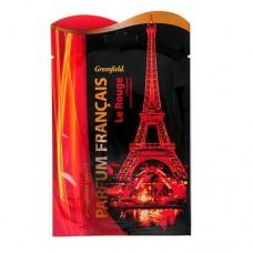 Greenfield Parfum Francais Ароматизатор-освежитель воздуха Le Rouge, красный, пакет, БХ-28 (1/40)