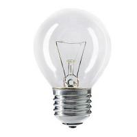 Лампа накал. Camelion D E27 40W шар прозрачная 40/D/CL/E27