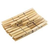 Прищепка бельевая, деревянная, 14шт/уп, цена за уп, AST, арт.Н-1-002