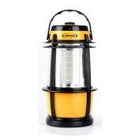 Облик фонарь кемпинговый 4024 (3xR20) 20св/д,желтый/пластик,ударопрочный, диммер, регулируемая ручка