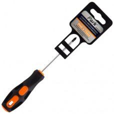 Park Отвертка (+) PH0x75мм 2к ручка OTV014DK, 356014