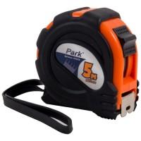 Park Рулетка 5мx25мм, фиксатор, прорезин. корпус TM28-5025
