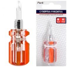 Park Отвертка 2 в 1 (+) PH2 и (-) SL5, 356211