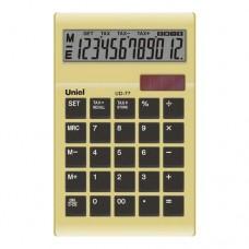 Uniel Калькулятор UD-77 настольный оранжевый