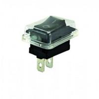 TDM выкл-кноп СУ для эл/прибор YL-211-03 10А перекл клав на 2 пол (1з) IP54 (цена за шт) SQ0703-0021