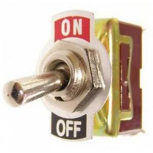 TDM 1221 (ТВ2-2) выкл.-тумблер вкл.- откл. 2 группы контактов (цена за шт.) SQ0703-0029