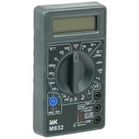 IEK Мультиметр цифровой  Universal M832 TMD-2S-832