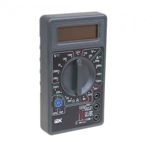 IEK Мультиметр цифровой  Universal M838 TMD-2S-838