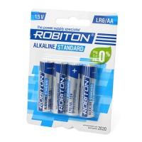 Robiton LR06/316 BL4 (Цена за шт.)