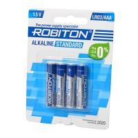 Robiton LR03/286 BL4 (Цена за шт.)