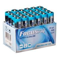 Focusray SUPER ALKALINE LR03/286 BOX24