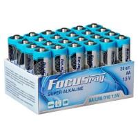 Focusray SUPER ALKALINE LR6/316 BOX24 (1/24/192/768)