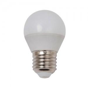 IEK шар G45 E27 5W(380lm) 3000K 2K 78x45 матов. ECO LLE-G45-5-230-30-E27 (1/100)