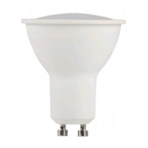 Лампа св/д IEK GU10 5W(380lm) 4000K 61x60 матов. ECO LLE-PAR16-5-230-40-GU10