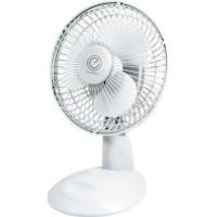 Вентилятор настольный Energy EN-0603, 15Вт, 2 скор, d=15см 663