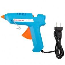 REXANT пистолет клеевой большой 100W  12-0105 (стержни d=11мм)  12-0105
