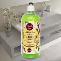 Жидкое мыло Домашнее Прованские травы 750мл КС-17