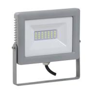 IEK прожектор св/д СДО 07-30 30W(2400lm) SMD 6500K 115х155х30 серый IP65 LPDO701-30-K03