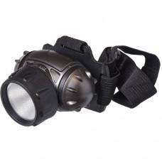 Focusray фонарь налобный 1050 (3xR03) СОВ, черный/пластик, 3 режима, BL