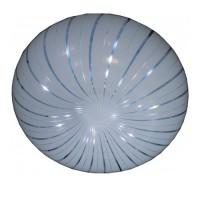LEEK св-к св/д декоративный 30W(2100lm) 6K медуза d375x100мм IP20
