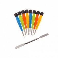 Rexant Набор для точечных работ 9 предметов в пластиковом боксе, 12-4765