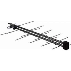 Антенна наружная Rexant RX-423 (DVB-T2) пассивная 10db, пакет, 34-0423