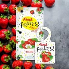 Greenfield Fresh Fruits Ароматизатор-освежитель воздуха Клубника, пакет, АР-26