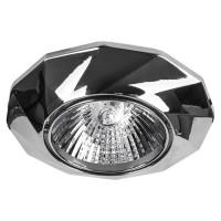 Lumin'arte св-к встр. MR16 GU5.3 хром металл 32x92мм MOD02CH-DL50GU5.3
