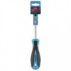 Smartbuy отвертка (-) SL4x75, эргономичная 2к ручка, CR-V, магнит SBT-SCS-SL4x75P1