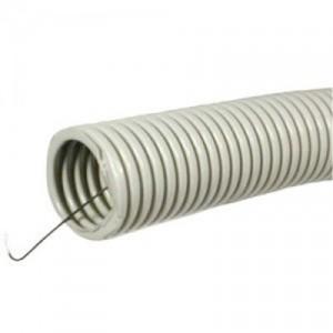 uplast труба гофр. ПВХ d 16 с зондом 10м легкая (цена за 1м) 502-016