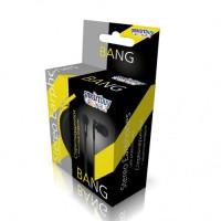 Внутриканальные наушники Smartbuy BANG с защитным кофром, черные (SBE-001)