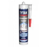 Tytan (Титан) Professional герметик акриловый морозостойкий белый 280 мл, арт.74430